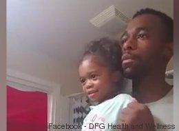 Ce père va vous donner envie de réciter le mantra de sa fille de trois ans (VIDÉO)