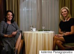 Η Κατερίνα Παναγοπούλου μιλάει στη HuffPost Greece