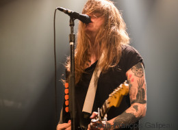 Voyez les photos d'Against Me! en spectacle au Club Soda