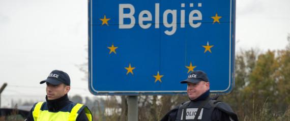 POLICIERS BELGES MIGRANTS