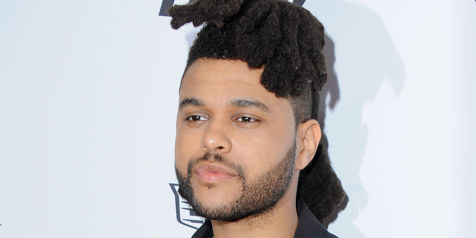 The Weeknd Cut His Legendary Hair For New Album 39;Starboy39;