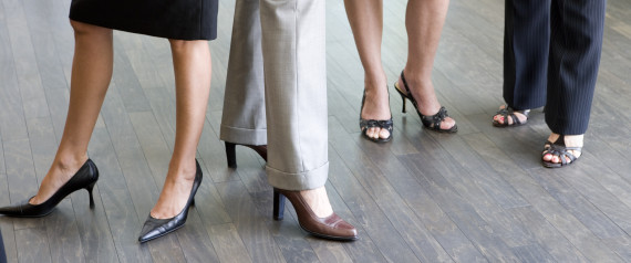 WOMEN AT WORK HEELS