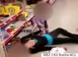 Video Released Of Crying Toddler Trying To Wake Mom From Apparent OD