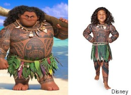 Disney Pulls Controversial 'Moana' Costume Off Shelves