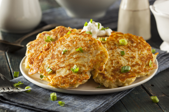 potato pancake boxty