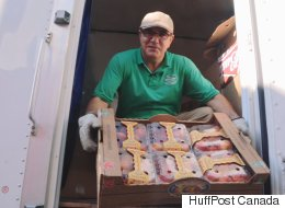 Food Rescuer Turns Waste Into 22,000 Free Meals A Day