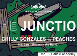 «The Junction»: Chilly Gonzales et Peaches cassent la glace (VIDÉO)