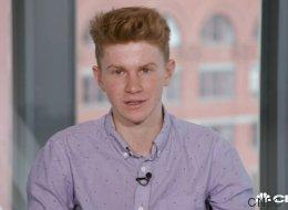 El joven de 17 años que revoluciona la alta cocina en Nueva York