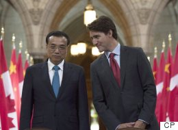 Canada And China Exploring Possible Free-Trade Deal: PM