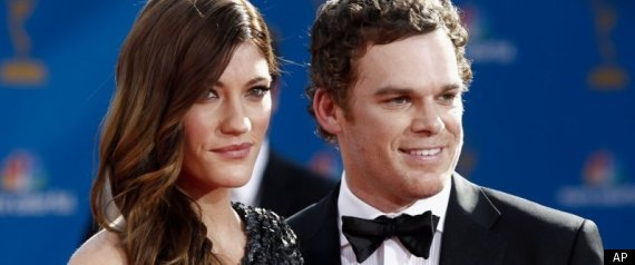 Michael C Hall And Jennifer Carpenter Reconciling