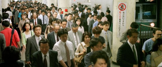 RUSH HOUR JAPAN
