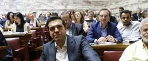 Syriza Government Parliament
