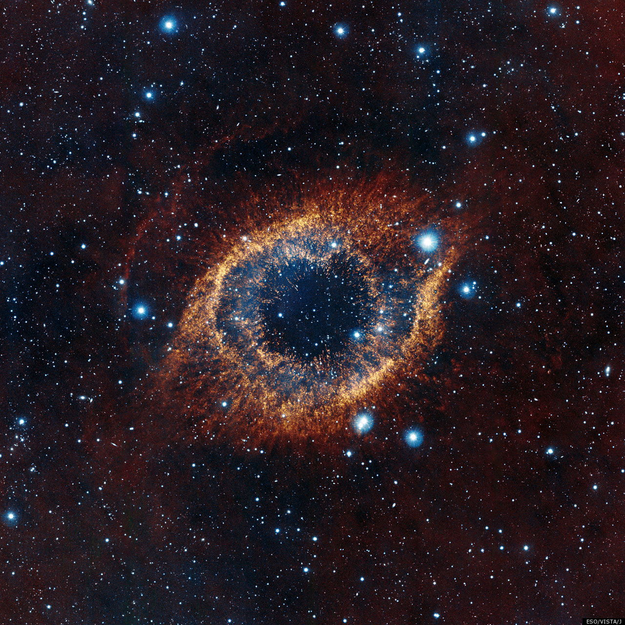 eye nebula space - photo #3