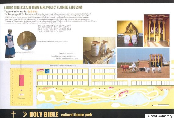 biblical theme park