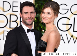 Adam Levine Goes All '80s When Naming Daughter