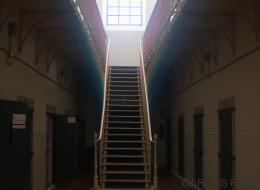 'Galerías IV' convierte la cárcel de Segovia en el hogar del arte contemporáneo