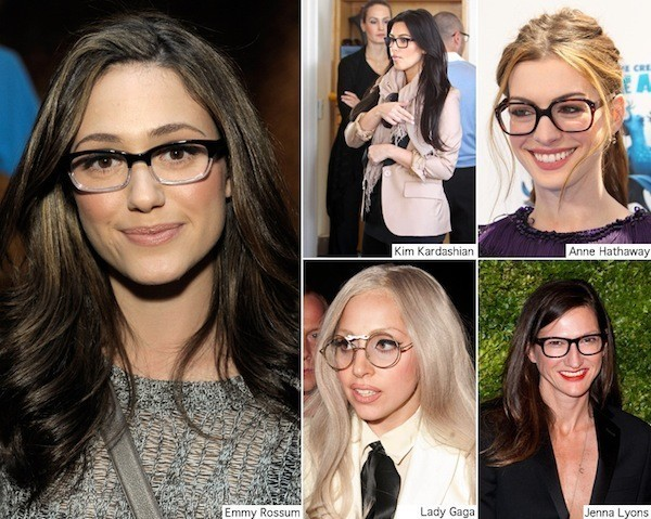 Glasses 7 Pairs That Complete Your Nerd Chic Look Photos