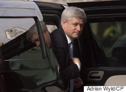 Harper's Office Approved $93K For Staffer's Moving Expenses