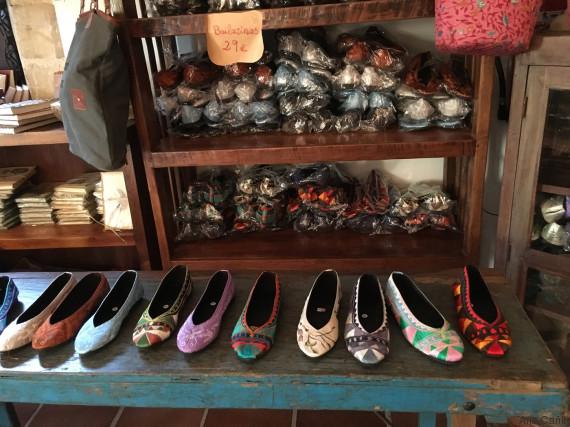 zapatos comillas