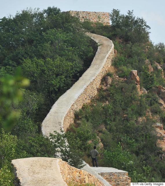 万里の長城の画像 p1_37