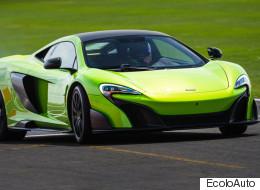 McLaren n'est pas à vendre pour Apple