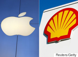 Tech Steals Oil's Place Atop World's Most Valuable Companies