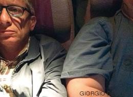 Un abogado italiano denuncia a una aerolínea por sentarle junto a un obeso