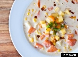 How Caribbean Corn Chowder Reunited My Grandmother and Me