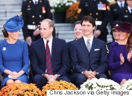 Sophie Grégoire Trudeau, Kate Middleton Choose Similar Dresses For Photo-Op