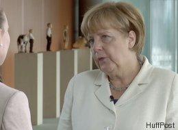 Hier empfiehlt Angela Merkel den Deutschen, Urlaub in der arabischen Welt zu machen