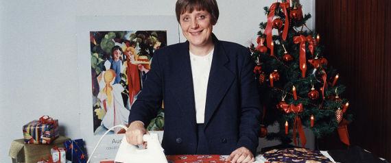 """Angela Merkel: """"Amavo la musica classica e la cucina. Volevo aprire un ristorante. Ma poi hanno riunificato il Paese"""""""