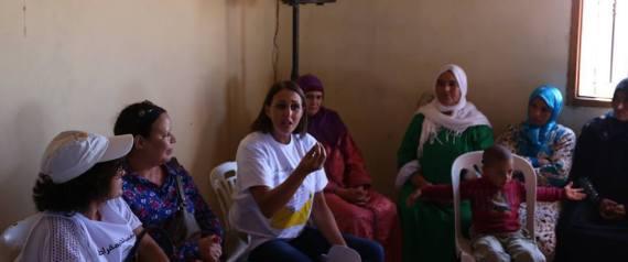 MEETING DE NABILA MOUNIB