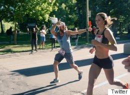 La Québécoise Arianne Raby remporte le marathon de Montréal chez les femmes