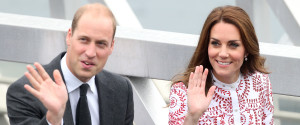 WILL AND KATE ROYAL VISIT 2016