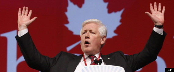 Bob Rae More Popular Stephen Harper