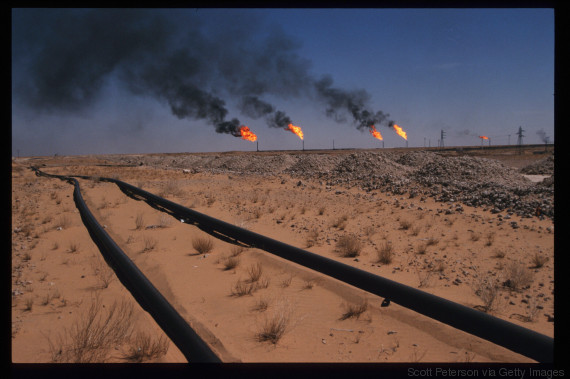 oil fields algeria