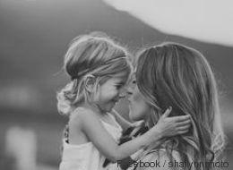 Esta madre anima a que los padres hagan más fotos