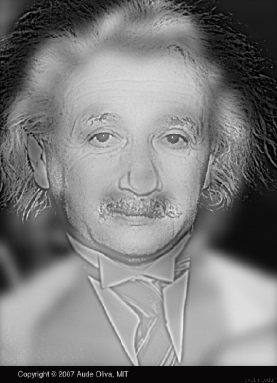 einstein marilyn