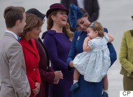 B.C. Premier's Son Roasted For Behaviour Around Royals