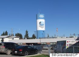 Alberta Town's Iconic Water Tower To Be Torn Down