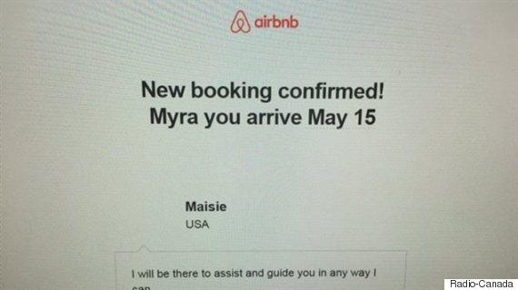 airbnb arnaque