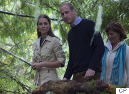 Prince William Adds B.C. Rainforest To Queen's Conservation Program