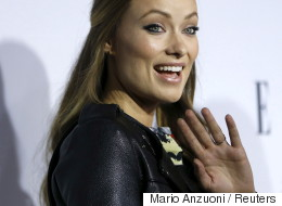 Pregnant Olivia Wilde Uses Anti-Trump Ad For Gender-Reveal