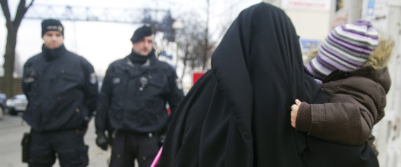 BURKHA GERMANY