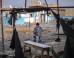 Así ha quedado uno de los hospitales atacados de Médicos Sin Fronteras en Yemen
