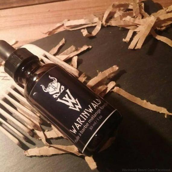warinwald beard care