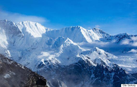 hillary tenzing peaks