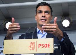 La fratricida guerra por la izquierda del PSOE