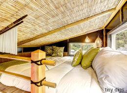 Un hôtel de mini-maisons beaucoup trop charmant pour l'entendement (PHOTOS)