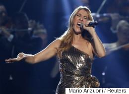 Céline Dion pousse une note comme vous ne l'avez jamais entendue dans cette vidéo